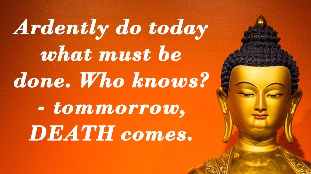 Buddhist Death Beliefs